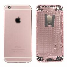 NEW IPHONE 6 REPLACEMENT BACK REAR HOUSING BATTERY COVER PINK ROSE GOLD UK