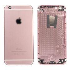 NUOVO iPhone 6 RICAMBIO POSTERIORE ALLOGGIAMENTO POSTERIORE COPRIBATTERIA PINK ROSE GOLD UK