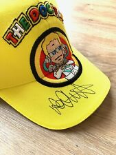 Valentino Rossi 46 Autographed 2004 The Doctor Fan Cap VR/46.