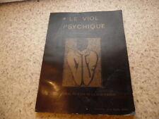 1976.Le viol psychique.endoctrinement.Jean Pierre Morin