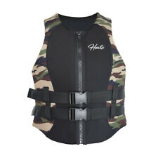 Neoprene Floating Camouflage Life Jacket Family Surfing Adult Kids Life Vest HOT