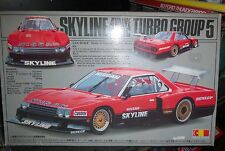 Gunze Sangyo Motorized Nissan Skyline turbo group 5 1/24 MODEL CAR MOUNTAIN