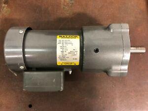 Baldor GCP25006 Gear Motor