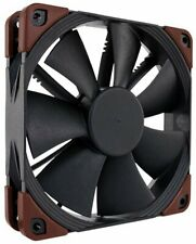 Noctua NF-F12 iPPC 3000 PWM, 4-Pin, Heavy Duty Cooling Fan with 3000RPM (120mm,