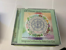 Of Times And Seasons: Songs And Anthems By Peter Lea-Cox - Lea-Cox [FILED C]