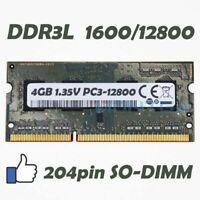 4 GB Mémoire vive RAM DDR3 pour Lenovo X250 Ordinateur Portable
