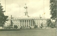 "State College, PA ""Old Main"" Penn State 1938"