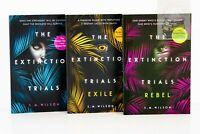 The Extinction Trials Collection - 3 Book Collection New and Sealed