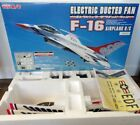Brand NEW Taiyo Japan R/C Electric Ducted Fan F-16 Jet Fighter NMIB Tyco