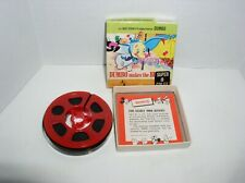 Walt Disney DUMBO MAKES THE BIG TOP Home Super 8 Movie Silent Color Film 8mm