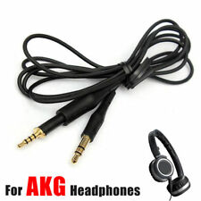Replacement Audio Cable Lead Line Cord For AKG K450 Q460 K480 K451 Headphone