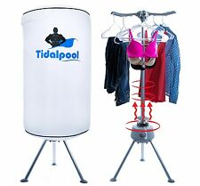 Tidalpool Electric Laundry Drying Rack Portable Clothes Dryer (REFURBISHED)