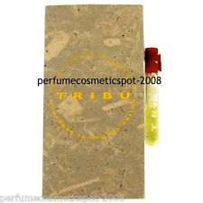 TRIBU by UNITED COLORS OF BENETTON SAMPLE VIAL .04 OZ / 1.2 ML EAU DE TOILETTE