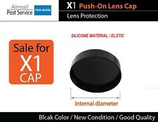 X1 23mm silicone Push-On FRONT lens camera cap fit GoPro Hero4 3+ 3
