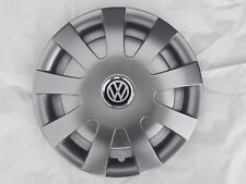 "VW Transporter VW tarado 15"" rueda Adornos juego de 4 Tapacubos"
