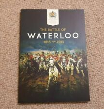 Battle Of Waterloo 1815-2015 Commeorative Bronze Coin Collection