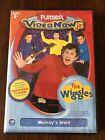 Hasbro Playskool VideoNow Jr. PVD: The Wiggles Murray?s Shirt 2004 Rare