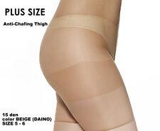 Women Shorts Anti-chafing Thigh Chafing Thighs Plus Size 4xl to 7xl Pantyhose