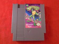 Battletoads (Nintendo NES, 1991) game WORKS! Battle Toads