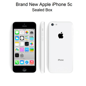 Apple iPhone 5c 16GB Unlocked Brand New With Box Sealed Smartphone Mobile Phone