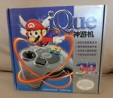 IQue Player Nintendo 64 Nuovo New China CHN Ultra Rare Sealed N64 Console Mario