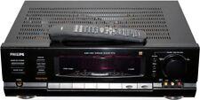 Philips FR 732 Dolby Prologic AV Receiver+3 SPYKER+2 CASSE ORIGINALI 200W
