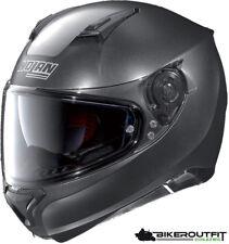 Nolan casco casco de moto n87 Special plus N-com negro-Graphite talla L (59/60)