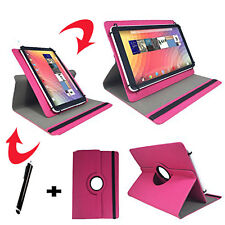 7,9 zoll Tablet Tasche -  Acer Iconia A1 811 Hülle Etui - 360° Pink
