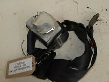 1998-2002 Subaru Legacy centre rear seat belt and clip