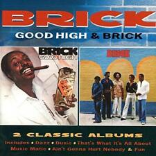 Brick - Good High / Brick (NEW 2CD)