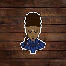 Shuri (Black Panther) Vector Illustration Portrait Decal/Sticker
