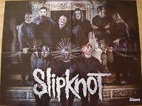 ⭐⭐⭐⭐ Slipknot  ⭐⭐⭐⭐ Wayne STATIC - X  ⭐⭐⭐⭐ 1 Poster / Plakat  45 x 58 cm  ⭐⭐⭐⭐