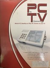 NOS Vintage PC to TV Game Box Converter