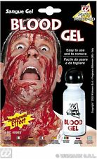Vampire zombie sang gel make up film tv fancy dress halloween effets neuf
