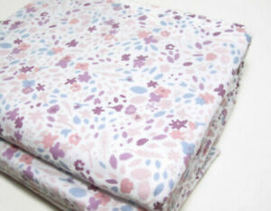 Cuddl Duds Heavyweight Cotton Multi Color Mini Floral Flannel Queen Sheet Set