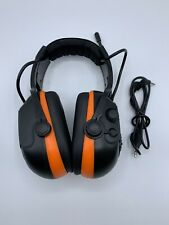 STIHL TUNEUP AM/FM RADIO HEADPHONES AND HEARING PROTECTION *NEW*