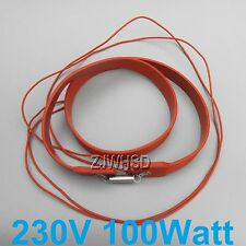 220- 240V 100W Brew Heating Heater Brewing Belt Pad Wine Beer Fermentation Pails