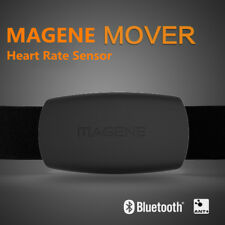 Magene Cycling Computer Heart Rate Monitor Chest Strap Bluetooth 4.0 ANT+ Sensor
