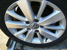 "GOLF MK6 16"" ORIGINAL SILVER PESCARO ALLOY WHEELS excellent CONDITION also tyres"