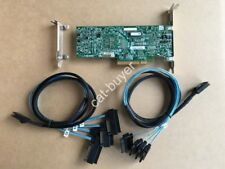 LSI00212 LSI 9261-8i 6Gb  Controller Raid PCIe 2.0, 512M Cache + 8087 to 4x8482