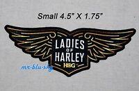 Harley Davidson - Small Harley Owners Group HOG Ladies Of Harley Patch