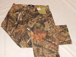 Mossy Oak Break Up Country Camo Mens Pants 5 Pocket Flex Jeans Deer Buck Hunting