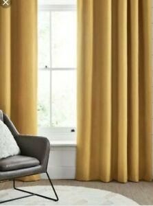 next dalby eyelet curtains 168cm x229cm