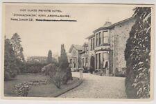 """Argyllshire postcard - Private Hotel """"Donnachaidn, Kirn"""