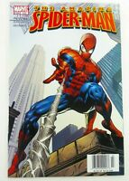 Marvel AMAZING SPIDER-MAN #520 Rare NEWSSTAND VARIANT Cover NM (9.4) Ships FREE!