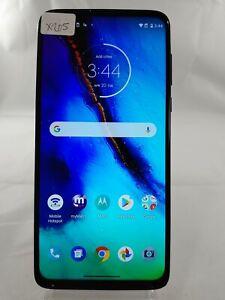 Motorola Moto G8 Stylus XT2043-4 128GB Metro-PCS ONLY Smartphone Blue X205