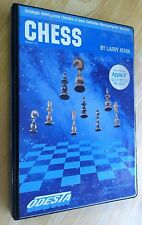 Chess version 7.0 by Odesta with 5.25 disk for Apple II+,IIe,IIc,IIgs 1982