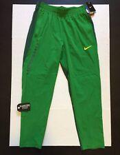 Nike Oregon Ducks Apple Green Hyper Elite Game Performance Pants Size L