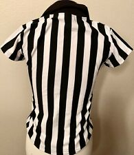 Referee Costume Official Miller Light Logo Jersey Shirt Perfect For Haloween