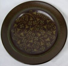 FRANCISCAN MADEIRA BREAD & BUTTER PLATE(S) BROWN GREEN USA 6.5""